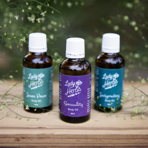 Body Oil Collection