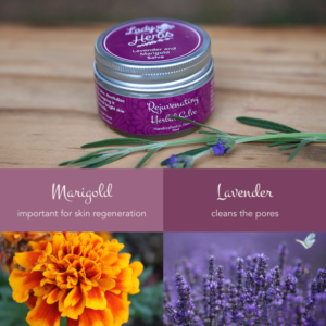 Rejuvenating Herbal Salve