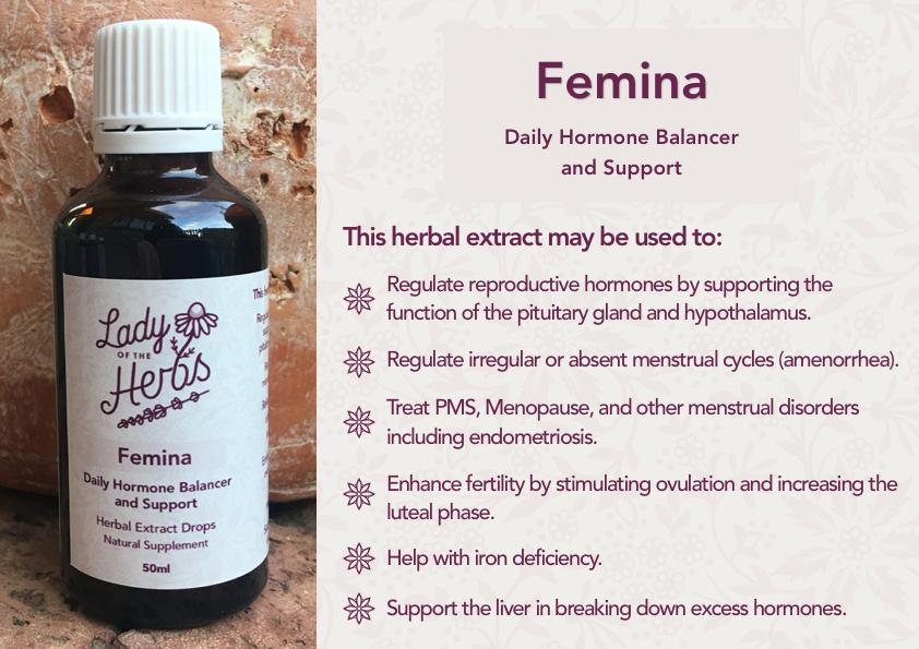 Femina - Hormone Balancer