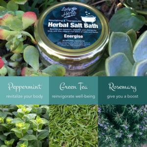 Energising Bath Salt